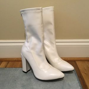 Nasty Gal Shoes - NWOT Nasty Gal Boots